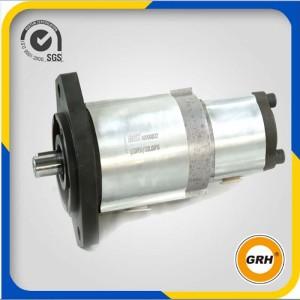 Hydraulic gear pump-DOUBLE PUMP