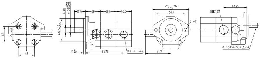 CBT-22-28GPM2
