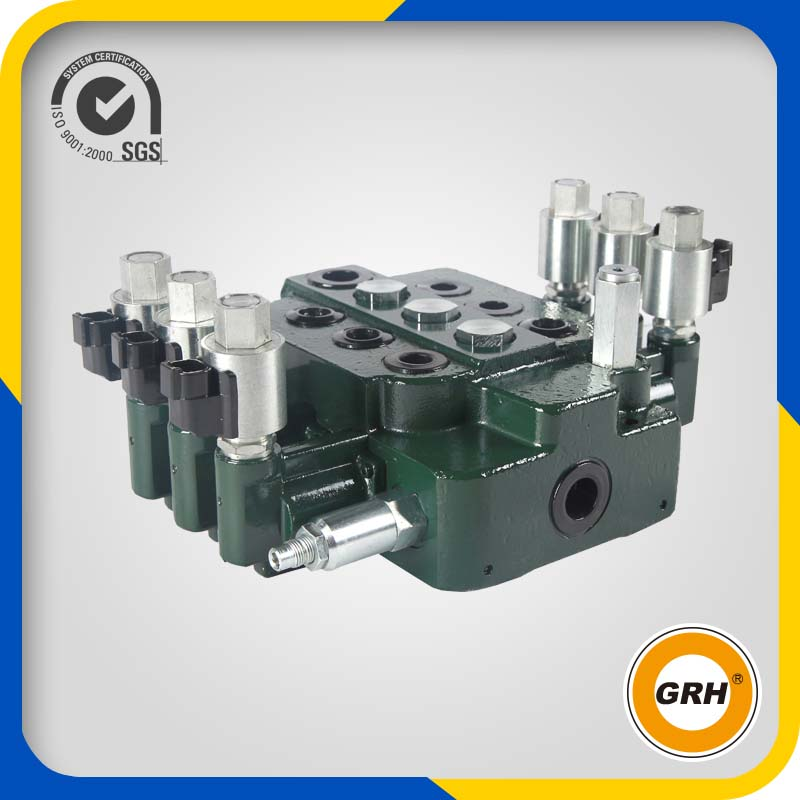 OEM China Dump Truck Hydraulic Valves -