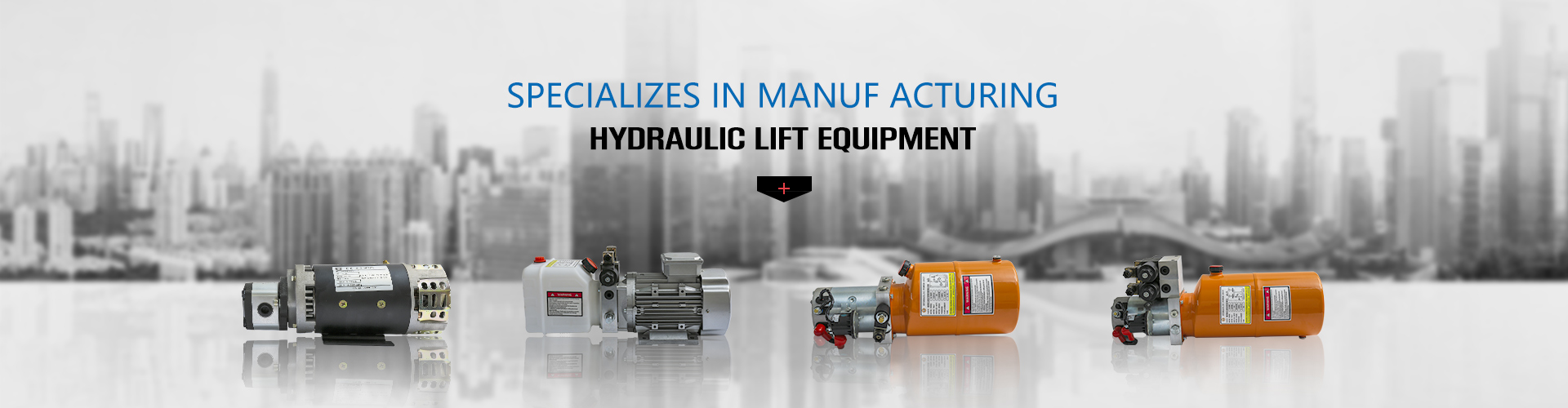 hydraulic lift equipment