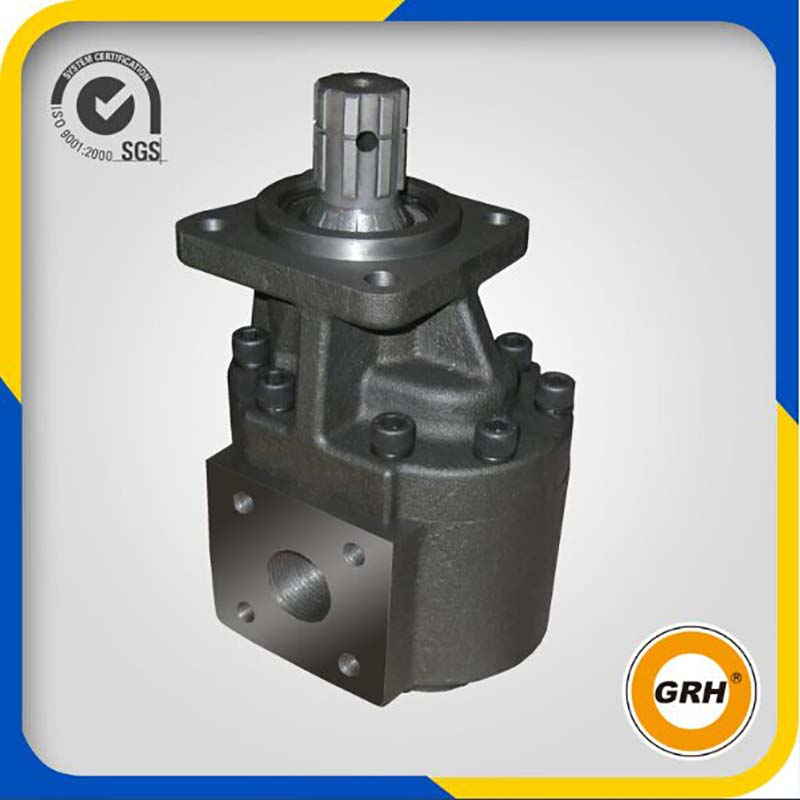 OEM Customized 12v Hydraulic Power Pack -