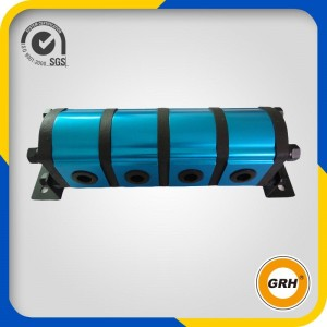 2017 China New Design Double Action 12v/24vdc Hydraulic Power Pack -