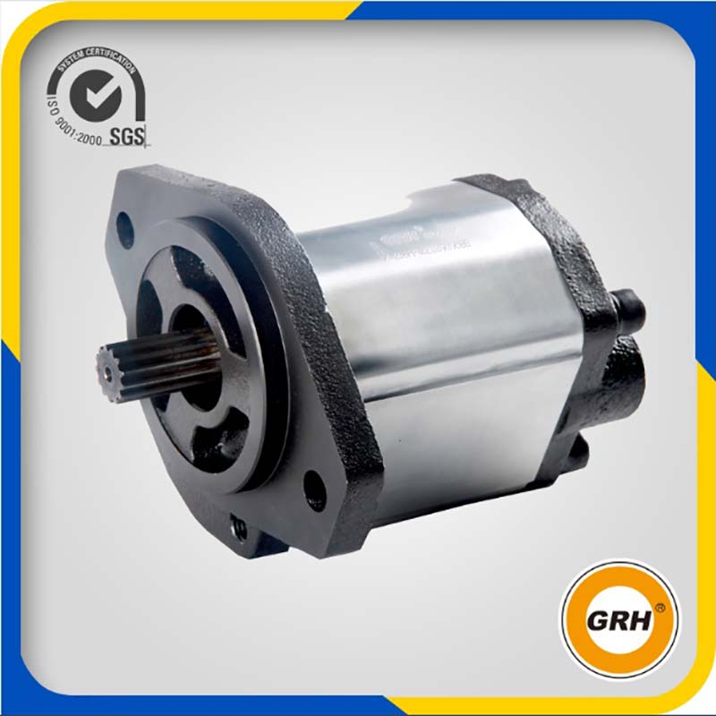 Factory Free sample Pvd Mini Gear Pump -