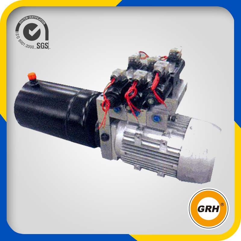 Online Exporter Small Mini Hydraulic Power Unit -