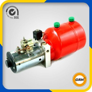 PriceList for Gear Pump For Hydraulic Power Units -