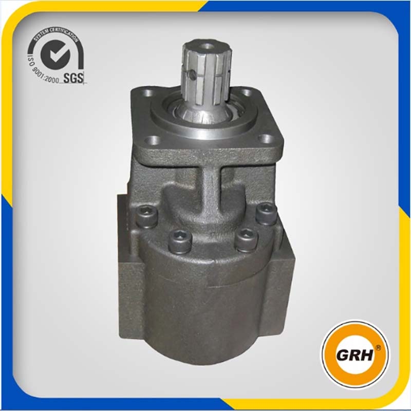 PriceList for High Pressure External Gear Motor -