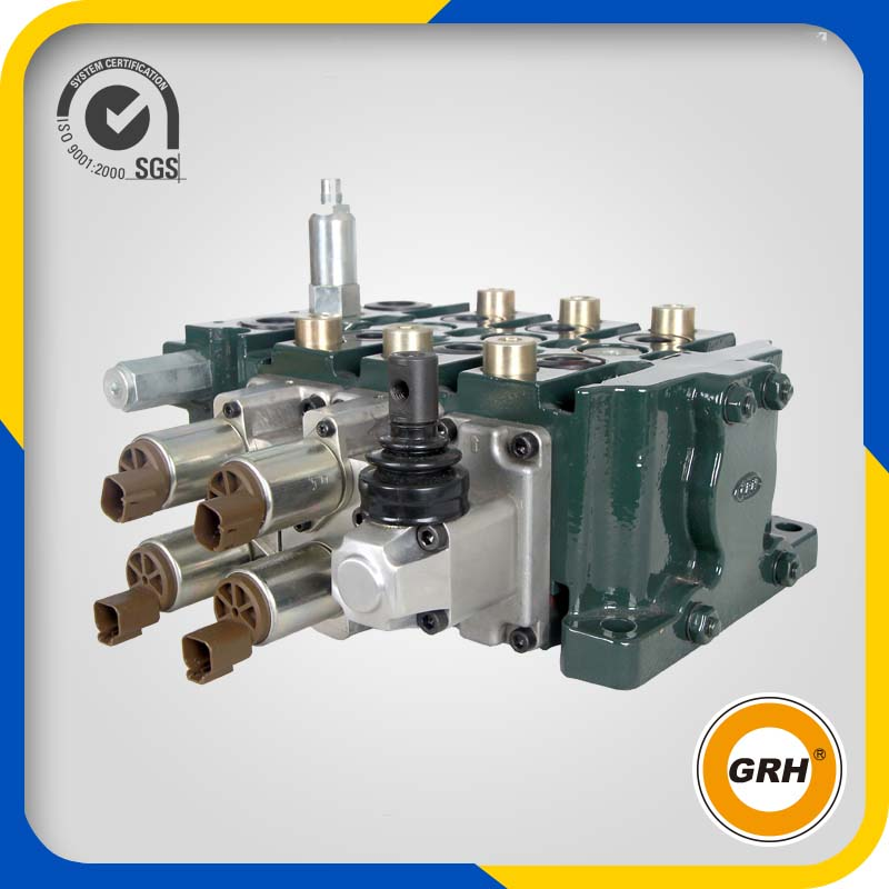 Short Lead Time for Crane Control Valve -