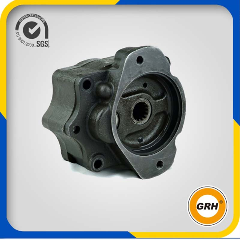 Original Factory Hydraulic Double Gear Pump -
