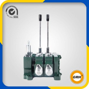 China New Product Excavator Hydraulic Sectional Control Valve