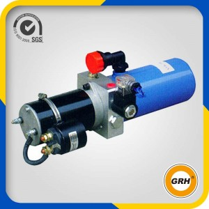 factory Outlets for Dc 12v Mini Hydraulic Power Unit/Pack -