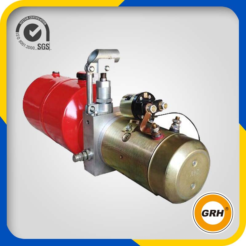 Factory Price For Double Action Hydraulic Power Unit -
