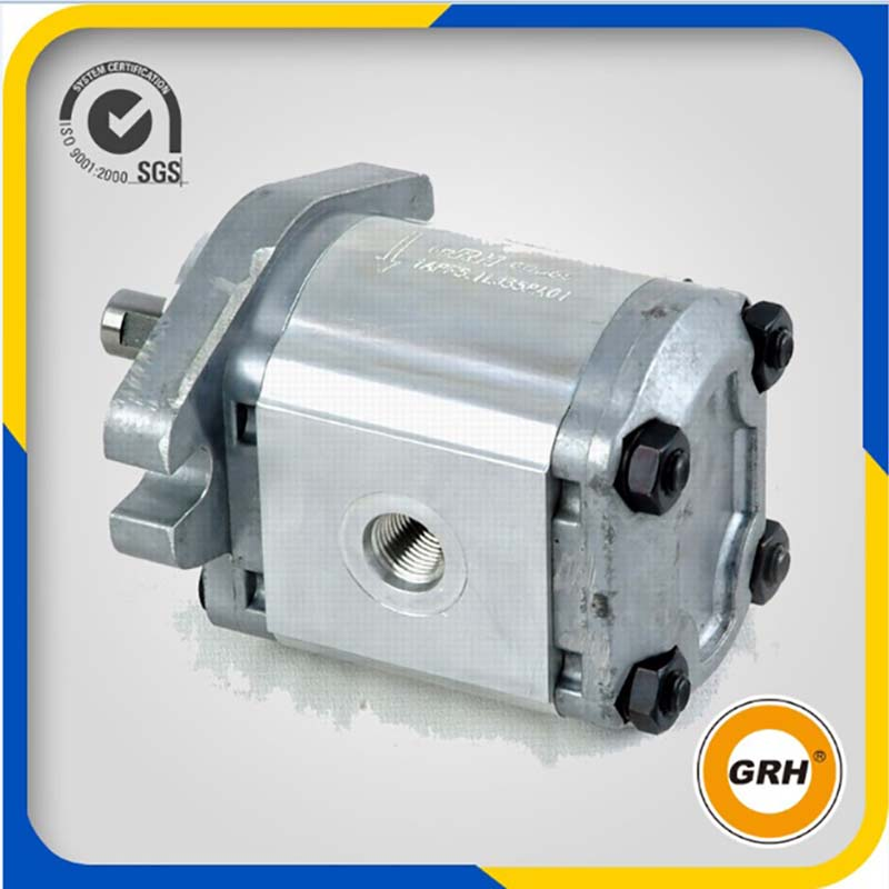 New Delivery for 3 Way Pneumatic Control Valve – Hydraulic gear pump-GROUP 1 – Guorui