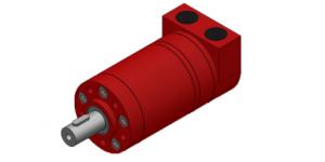 GM orbit motor