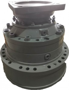 Planetary slewing drives4