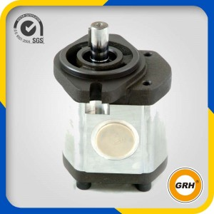 Hydraulic Gear Motor-Group 2.5 gear motor