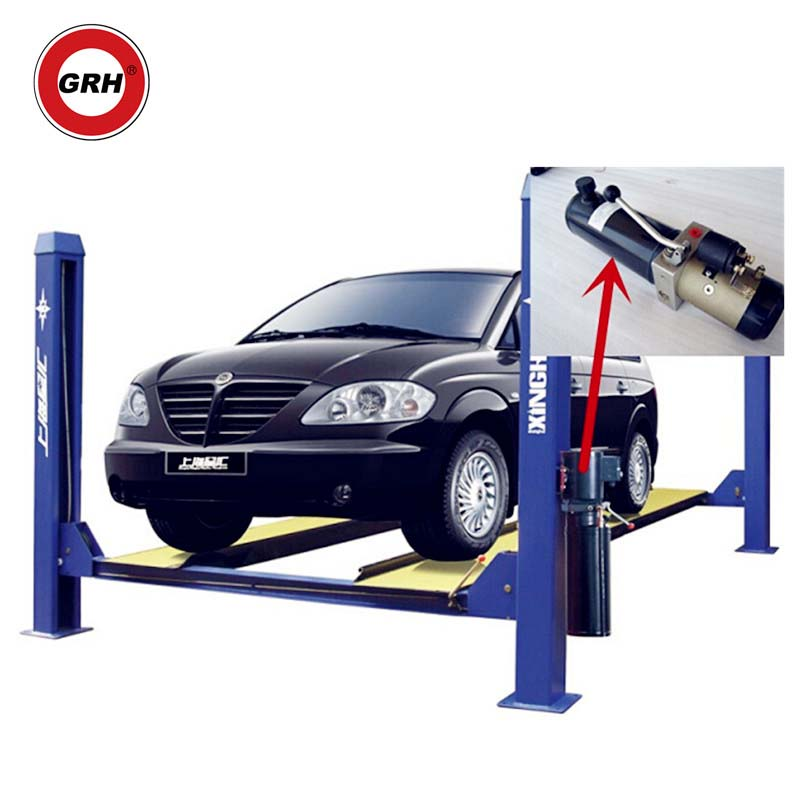 power-unit-for vehicle-lift