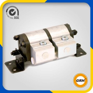 Low MOQ for Hydraulic Driven Pump -