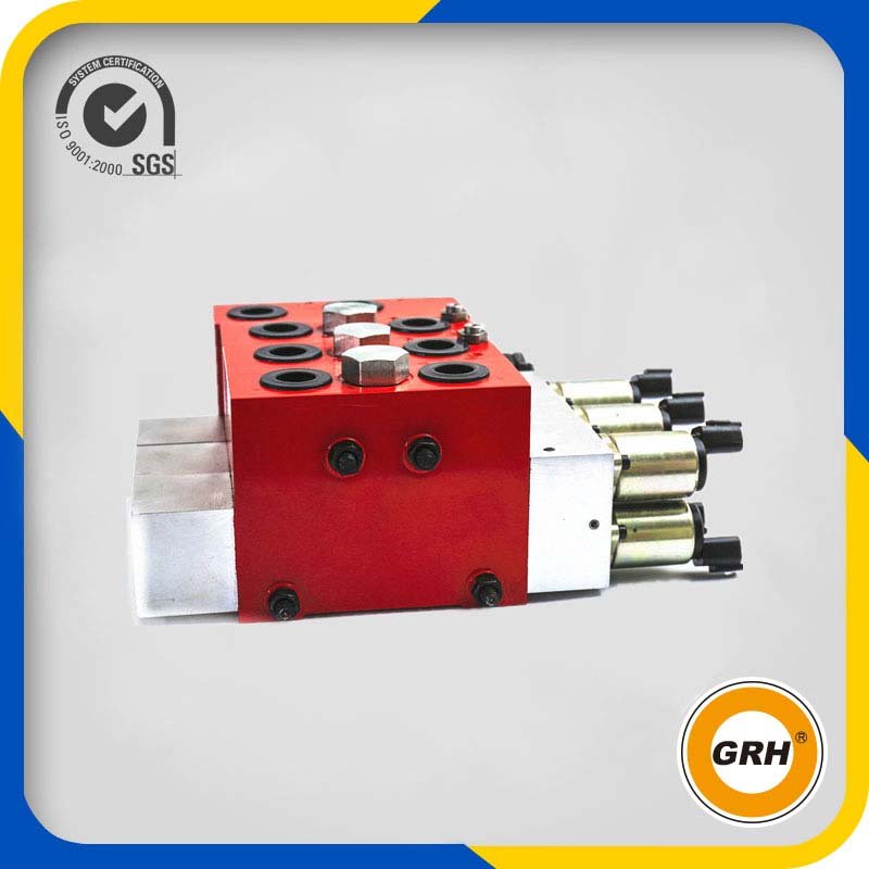 Special Design for 140 Bar Hydraulic Power Pack -