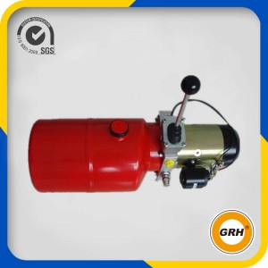 Factory making Gear Pump Hydraulic For Tractor -
