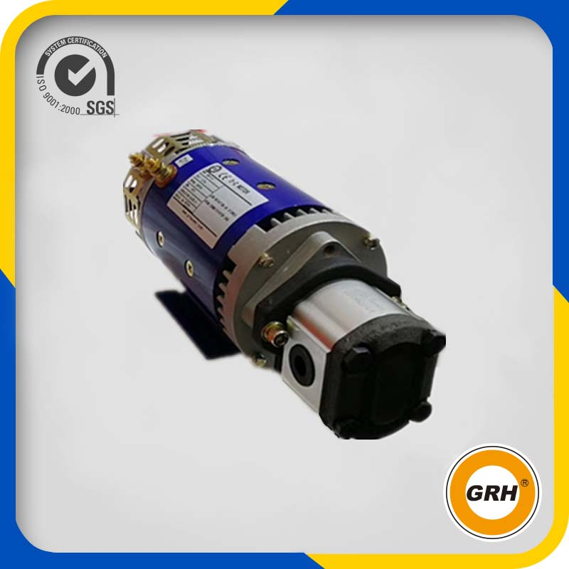 OEM manufacturer Hydraulic Mini Gear Pumps -
