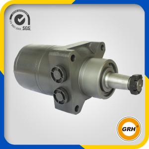 2020 China New Design China Ys Hydraulic Motor Oms/SMS/BMS/ Bm5 /305 Replace Eaton 2000 Danfoss Oms White M+S Hydraulic Parts