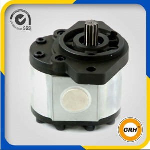 China Supplier China Hydraulic Gear Pump Motor for Hydraulic System