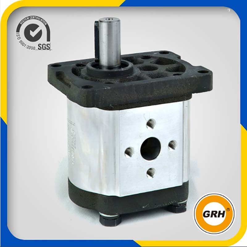 Hydraulic Gear Motor-Group 2 gear motor Featured Image