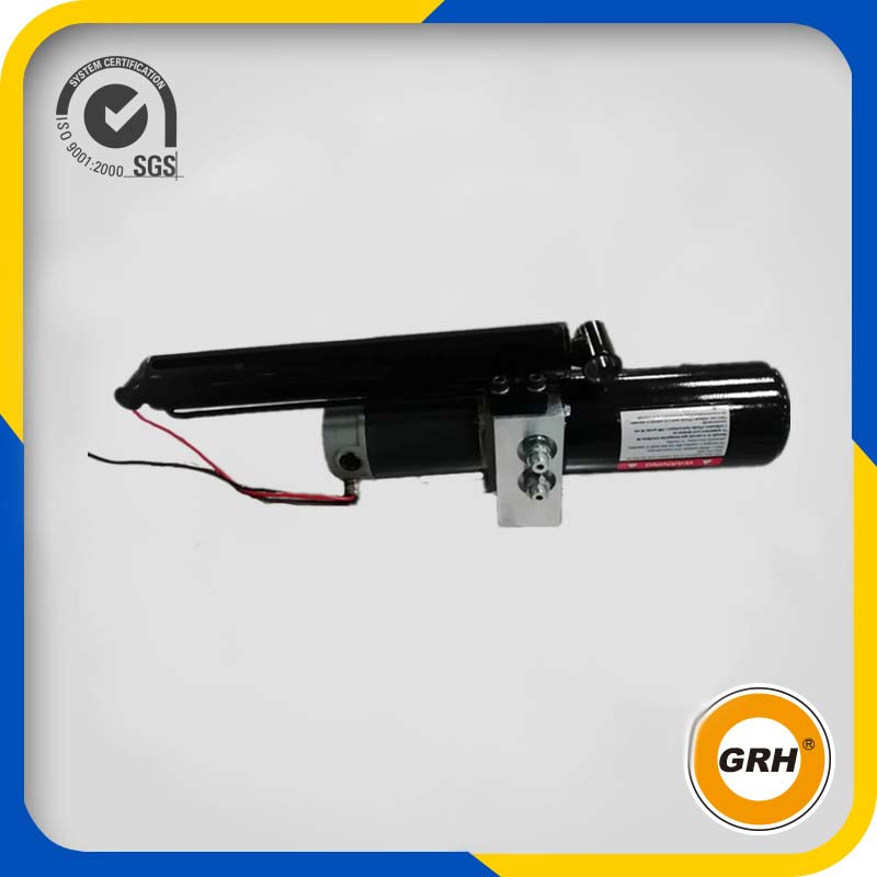 China Supplier 12v Dc 0.8 Kw Hydraulic Power Units -